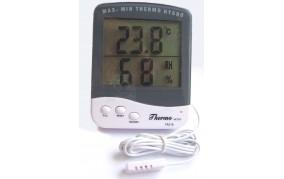 Термометр-гигрометр ТА 218 С с выносным датчиком температуры и влажности