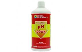 pH Down 0,5 л, 1 л