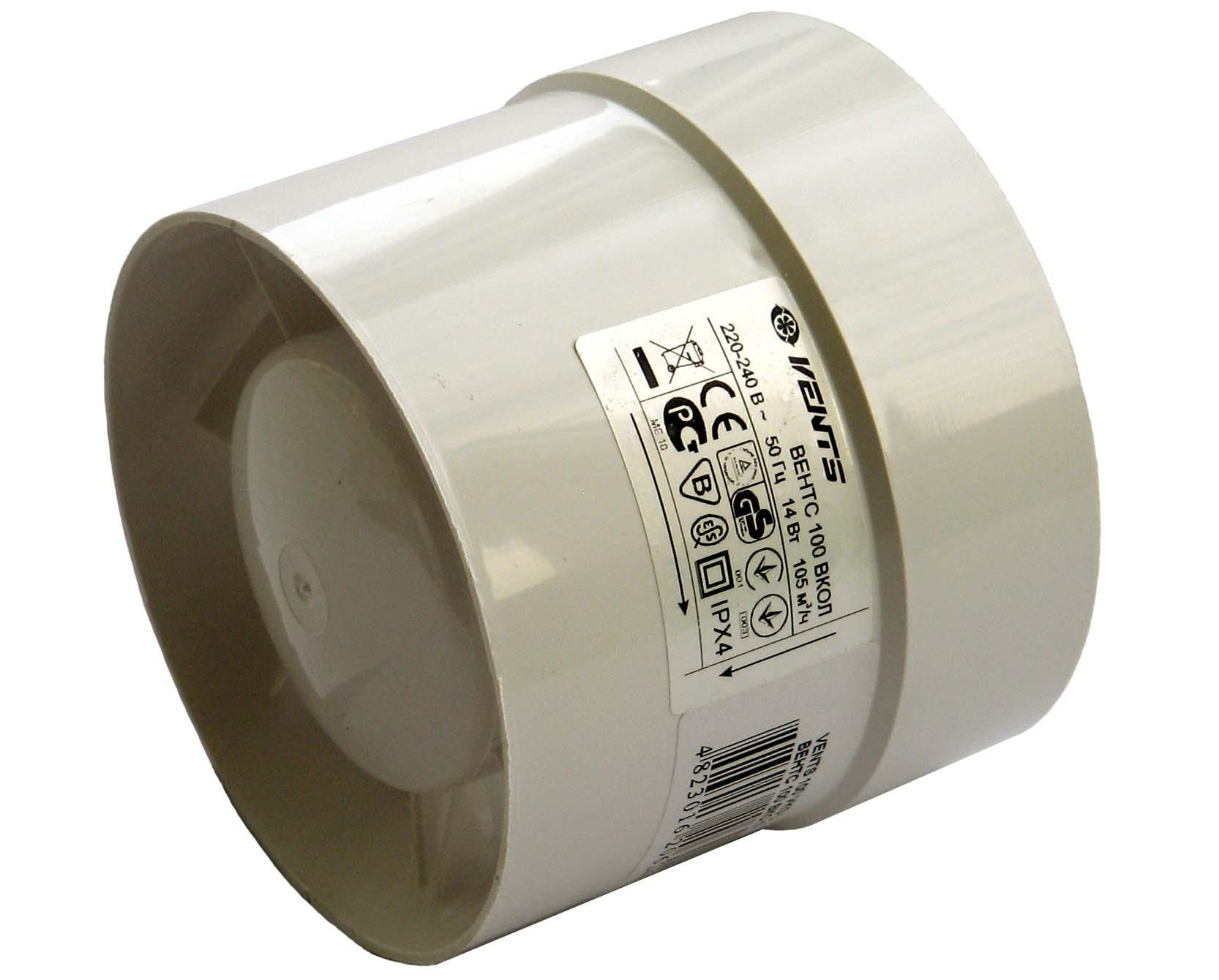 диаметр вентилятора мм